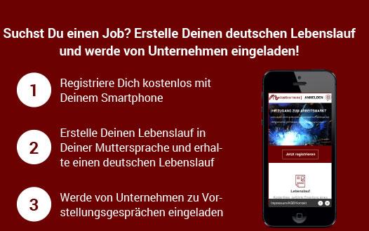 Digitale Arbeitsmarktintegration für Flüchtlinge