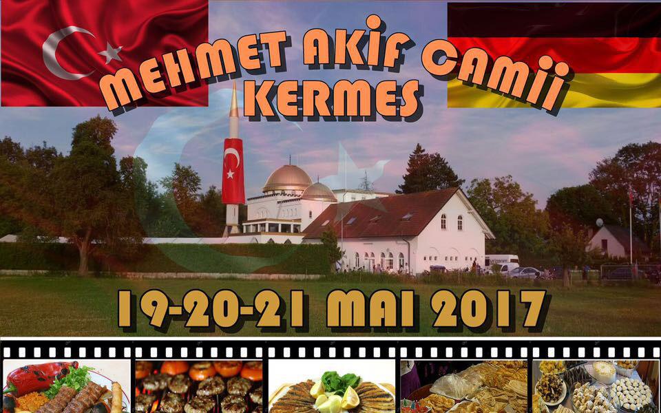 Einladung zum Gemeindefest des DITIB Friedrichshafen