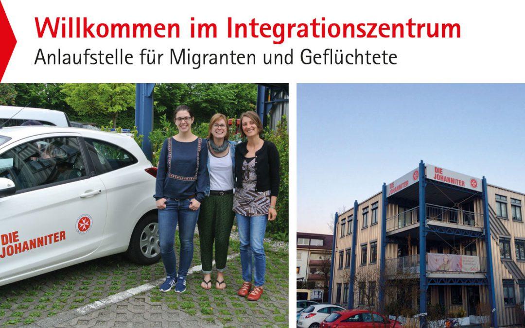 Termine im »Integrationszentrum der Johanniter«