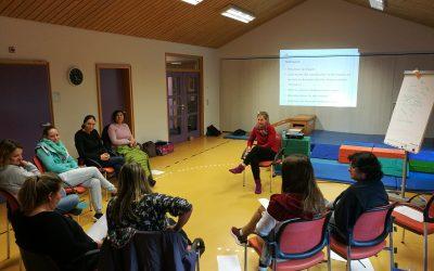 Interkulturelle Schulung  im Kindergarten Ramsbach