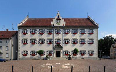 Bunt und vielfältig – die Stadtverwaltung Tettnang